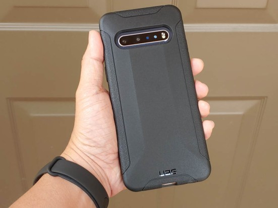 Urban Armor Gear Scout Case for LG V60 ThinQ