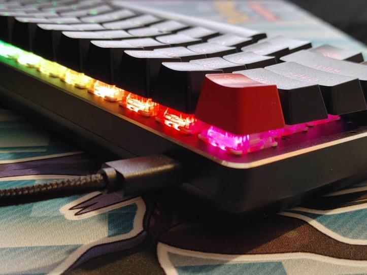 Glorious GMMK Compact Gaming Keyboard