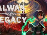 Alwa's Legacy Out Now on Nintendo Switch