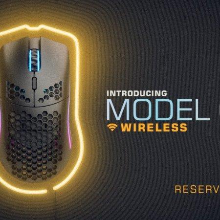 Glorious PC Model O Wireless