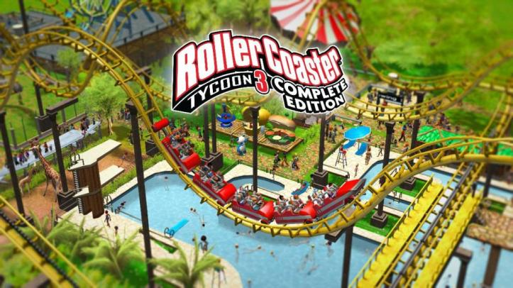 Roller Coaster Tycoon 3: Complete Edition