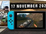 Truck Driver Heading to Nintendo Switch on November 17, 2020 | Trailer