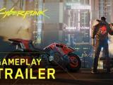 Cyberpunk 2077 – Official GameplayTrailer