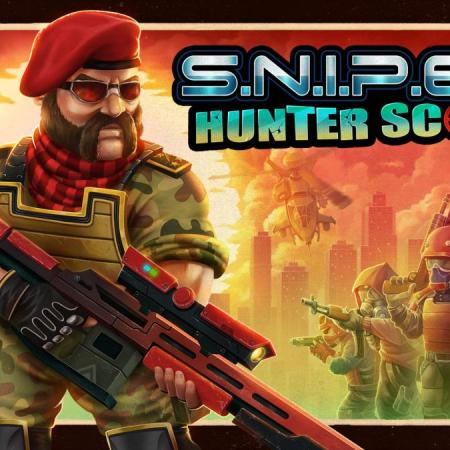 S.N.I.P.E.R. Hunter Scope