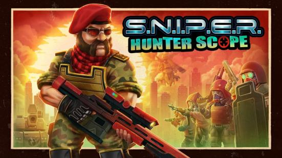 S.N.I.P.E.R. Hunter Scope