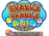 Bubble Bobble 4 Friends: The Baron is Back! Coming to Nintendo Switch and PS4 on November 17 |Trailer