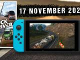 Truck Driver Coming to Nintendo Switch on November 17,2020