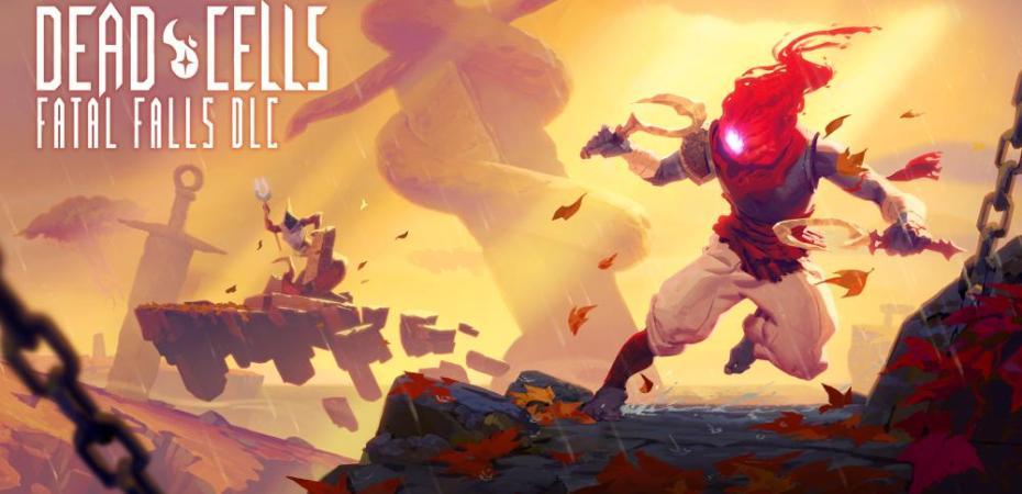 Dead Cells: Fatal Fall DLC
