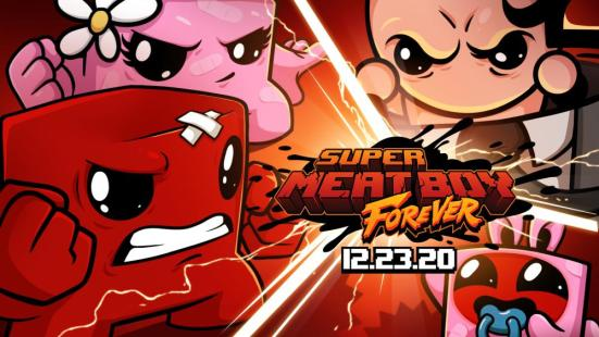 Meat Boy Forever