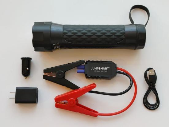 Limitless Innovations JumpSmart 10-in-1 Multi-Tool