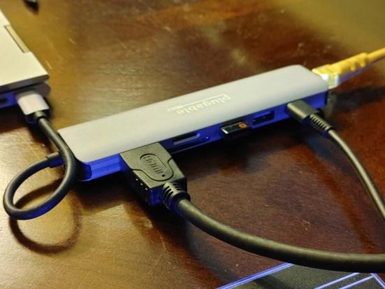 Plugable USBC-7IN1E