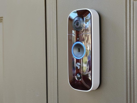 Toucan Wireless Video Doorbell Camera