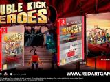Double Kick Heroes Getting Two Limited Edition Physical Releases on Nintendo Switch