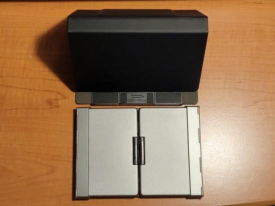 Plugable Full-Size Folding Bluetooth Keyboard
