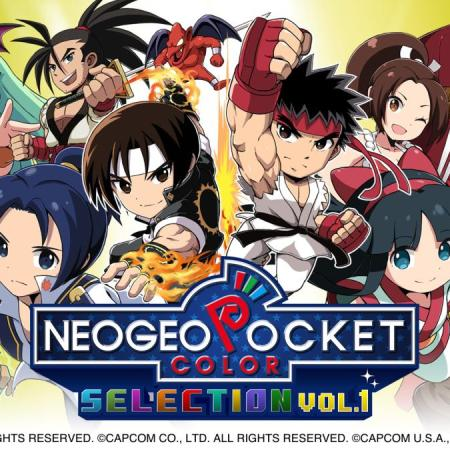 NEOGEO Pocket Color Selection Vol. 1
