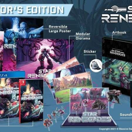 Star Renegades Collector's Edition