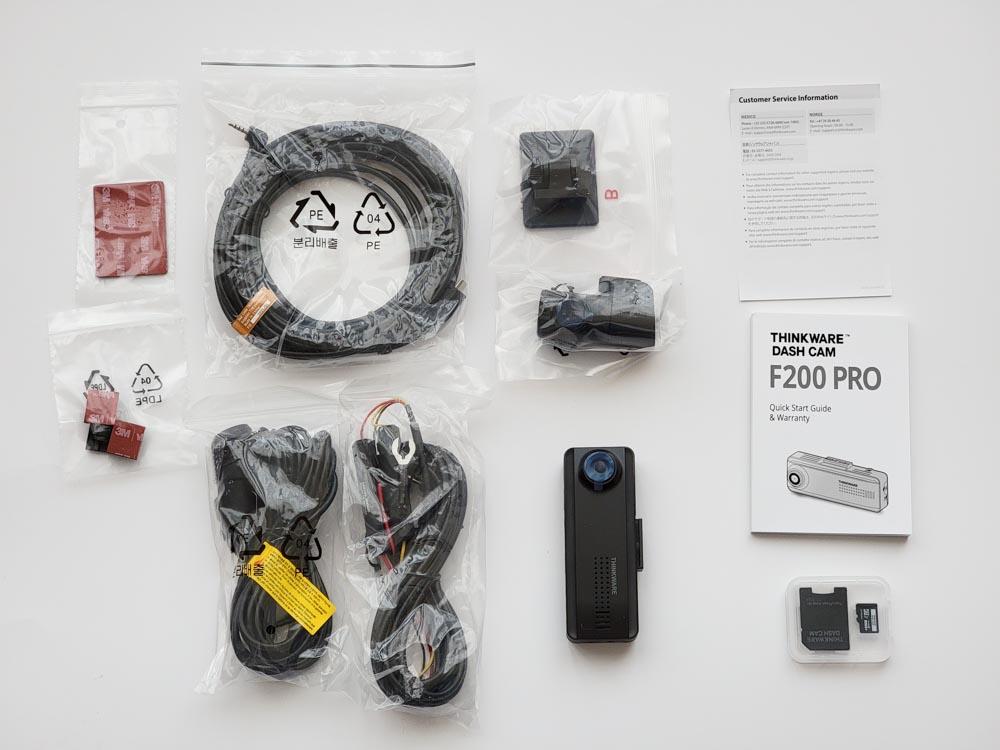 Thinkware F200 Pro
