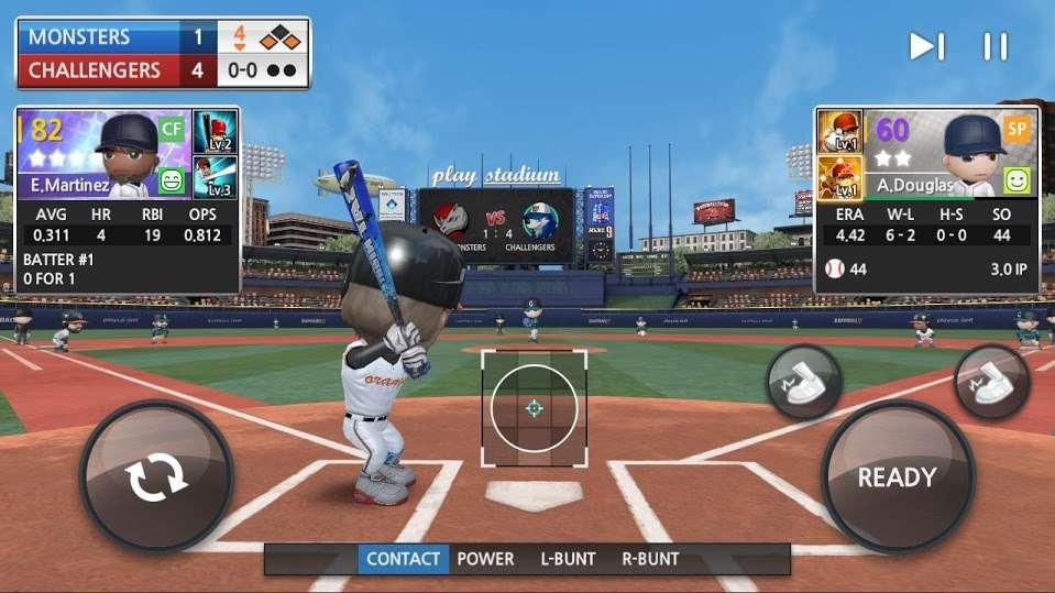 Baseball 9