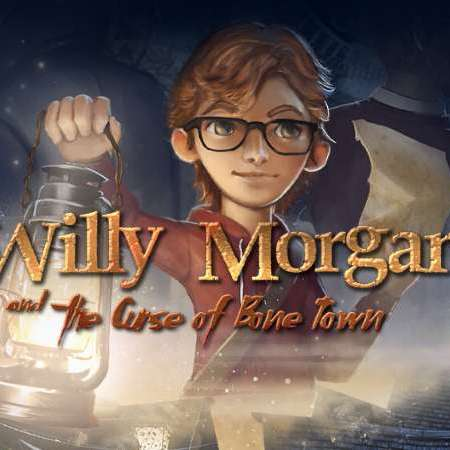 Will Morgan and the Curse of Bone Town