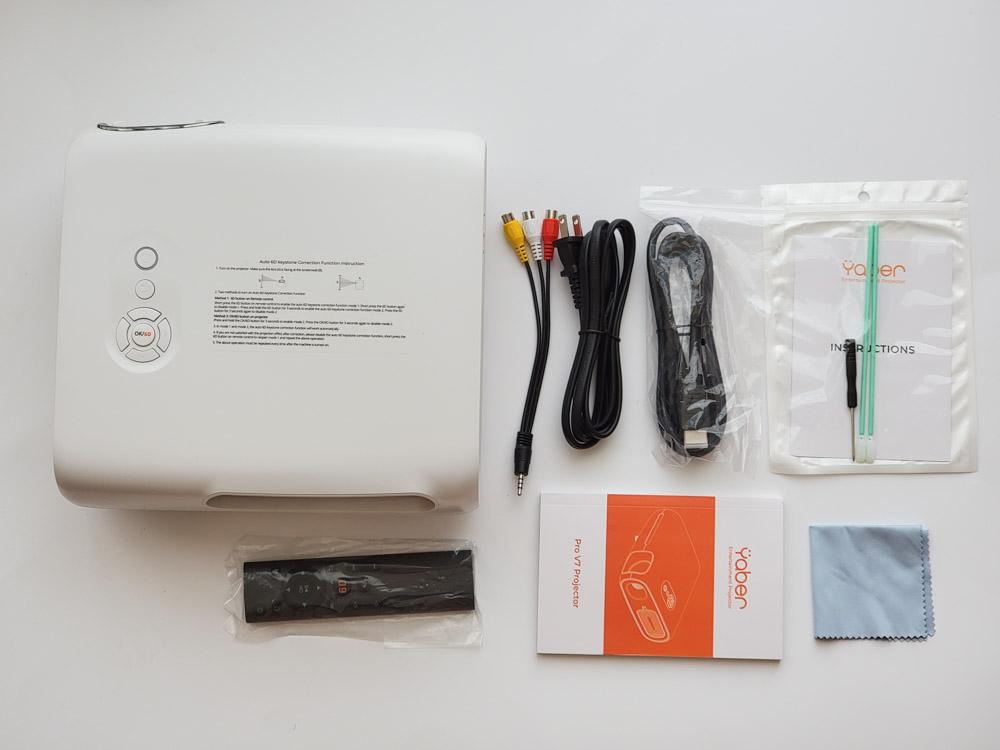 Yaber Pro V7 Projector